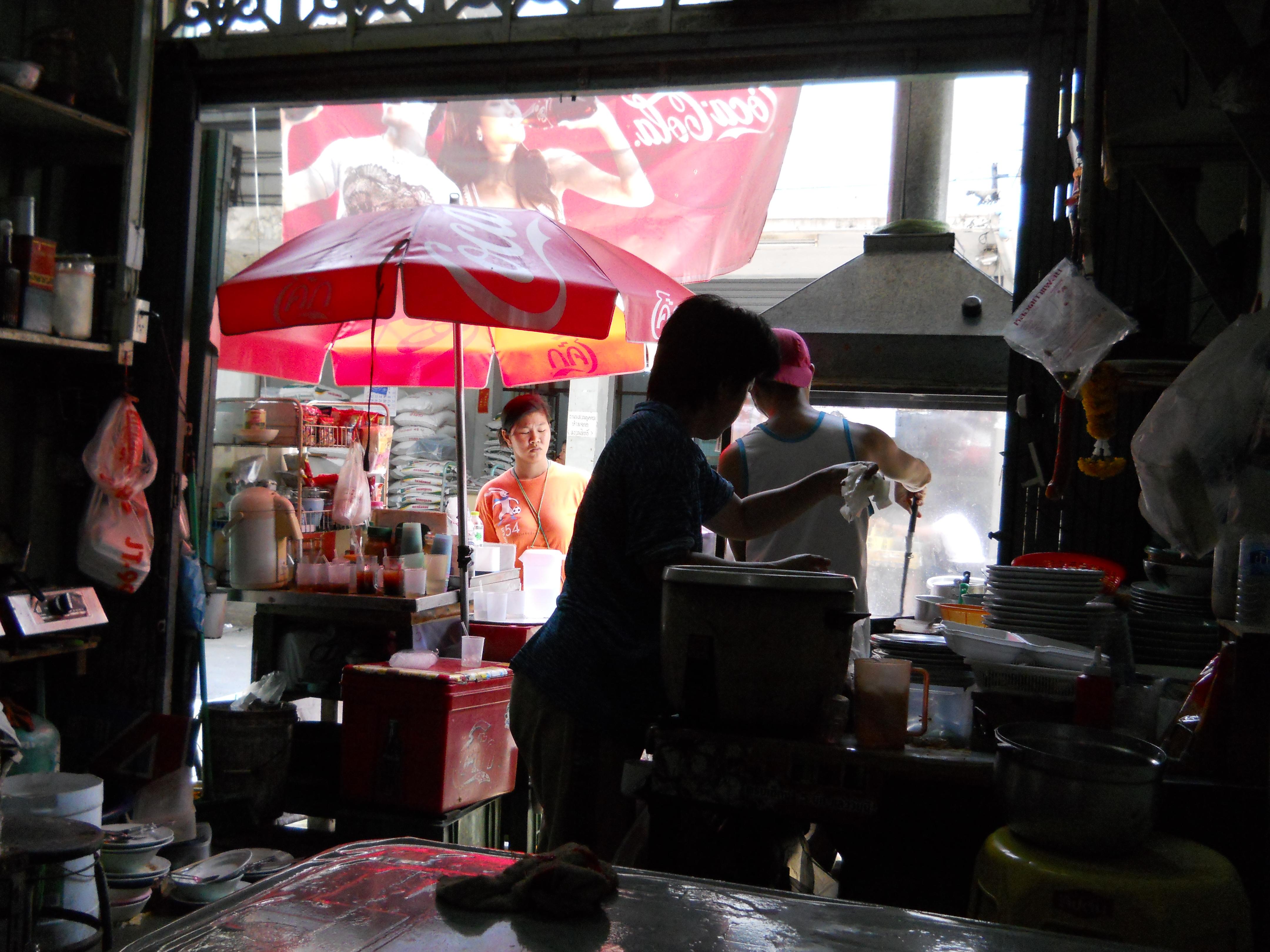 Noodle Shop Near Mckinley Car Wash